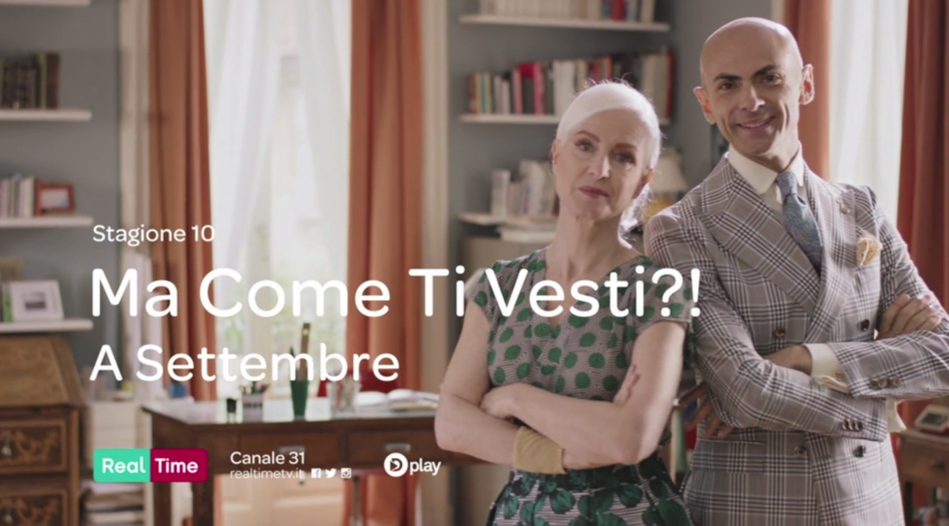Ma Come Ti Vesti?! Promo & Call to action